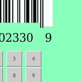 link to Barcode app